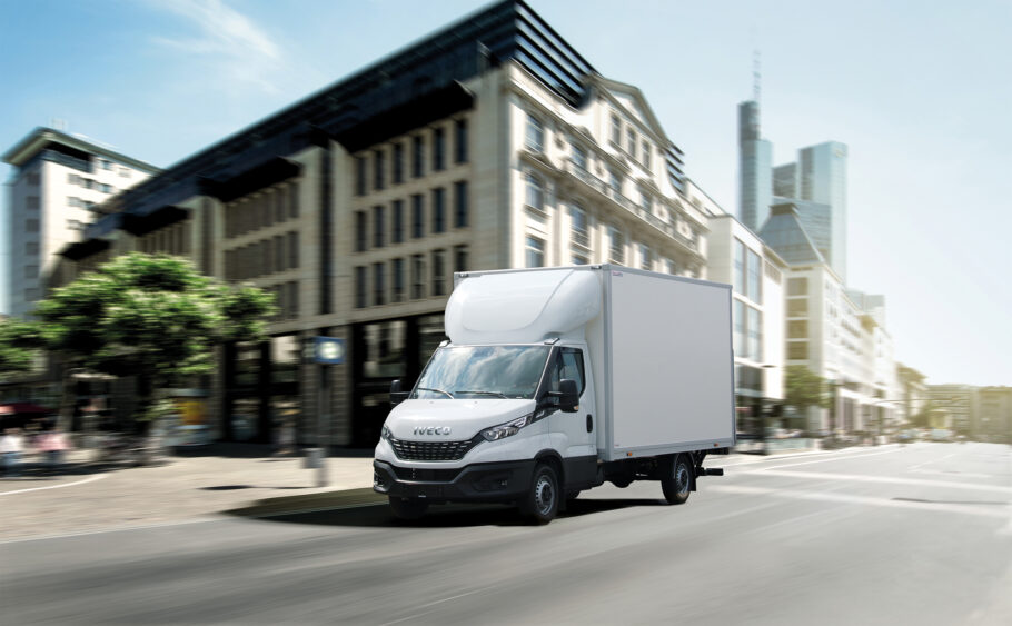 IVECO Daily Fast Lane+